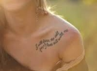 Lovely tattoos  / by Kaitie Schmidt