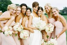Bridesmaid Dresses / Stylish bridesmaid dresses featured at Ready or Knot {Wedding Chic}