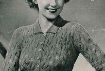 Fashion ~ Vintage  Hair