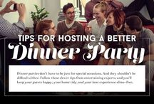 Party Time / How to host a classy affair ... kind of. / by Funny Or Die