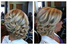 Bridesmaid Hair ideas.(: