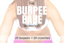 Workouts && fitness / by Cassie Cameron