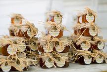 Rustikálna svadba s medom