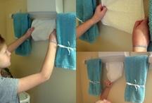 Guest ready bathroom / by Susi Kleiman
