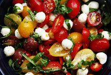 Fresh summer eats / by Marissa Stafford