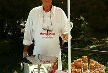 Καρότσι παραδοσιακού παγωτατζή
