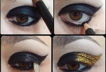 makeup is fun...