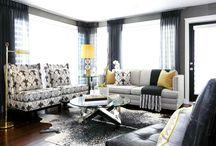 Living Spaces / by Debi