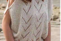 Knitting summer