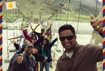 Our Fellow Travelers / People who make our trips memorable :)