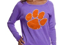 Clemson and Citadel FOOTBALL TAILGATING / by Stephanie DeVore