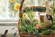 EASTER BASKET - DIY / Kreatív húsvétolás