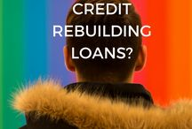 Credit Rebuilding / Want to learn how to rebuild your credit rating? Cash Lady has a series of informative articles that could help you with credit rebuilding after a poor credit history