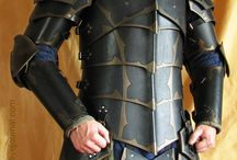Costume: Armor, warrior, military / by Isabelle Carrier