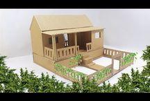 Kartonove domy