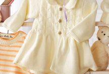 knitting for  toddler girl