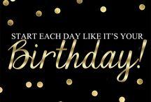 Birthdays!
