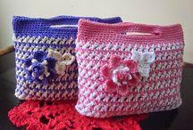 Bags (free crochet patterns) / The best free bag crochet patterns