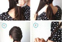 diy hair styles
