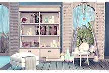 Sims wall decorator