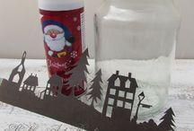 Silhouette ideas - Christmas