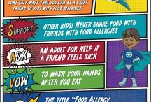 Food Allergy Action Month 2015 / This year's Food Allergy Awareness Week falls on May 10-16, 2015, but we will have activities and ways to get involved throughout the entire month of May for Food Allergy Action Month. This is a special opportunity to shine a spotlight on food allergies and anaphylaxis. / by Food Allergy Research & Education