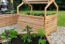 garden wood projects