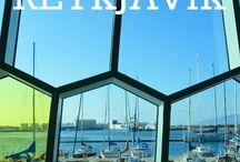 Reykjavik, Iceland - To visit 2017
