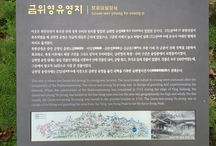 Bring It On Trail Run Information Sign2 / 금위영유영지 안내판 Geum-wei-young Yu-young-ji Sign GPS: 37.637562  126.979980 고도(Altitude): 483m