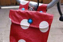Bikes bags