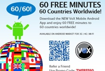 VOX Mobile International Calling App