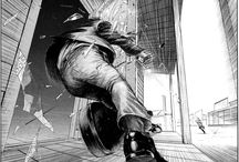Manga and Comic art / Title says it all