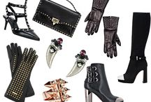 Accessorize / Don't just wear them, Rock them. Choose bold statement pieces or layer them up to create your unique individual style.