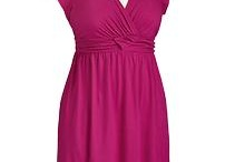 Pink for Plus Size