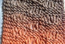 Loom Knitting / by Zac Welch