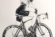 Manga / Drawings