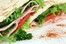 Traditional Deli / At Cindy's Deli we take great pride in our traditional, full service deli. Choose from a deli sandwich, made your way, or one of our favorite combination grab-n-go items. There are many different salads, sandwich or hot lunch specials to choose from! Call Today