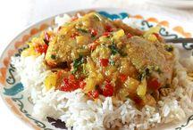 South Pacific Chicken Recipe