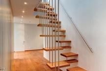 Современная лестница
