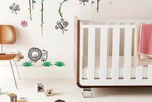 Quartos de Bebês / Fotos de quartos para bebês!