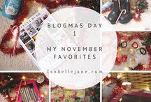 I <3 Blogmas 2017