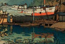 Hiroshi Yoshida (1876 - 1950)