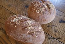 Bread / by Bonnie Timbrook