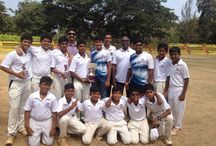 HPCL Tournament. / Khiladi Connect's U-14 Cricket Team Won The Runner's Up Trophy In The HPCL Tournament.