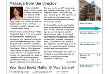 HCC Library Newsletter / http://issuu.com/hcclibref / by Harford Community College Library