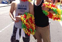 Happy Pride!!! / Happy Pride! Please come visit GAPA/GAPAFOUNDATION' booth to get lei-ed!