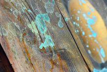 Pintar maderas