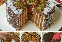 Bisküvili tatlılar