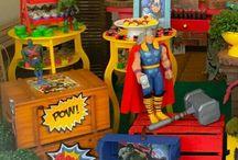 Festa dos Super Heróis