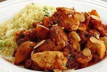 Moroccan Chicken Recipe